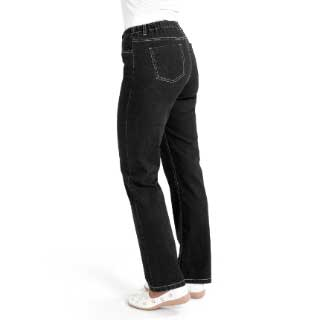 Select Woman Elastingi džinsai Denim, juodi